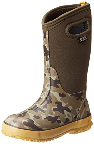 Bogs Kids Classic Camo Winter Snow Boot, , 8 M US Toddler...