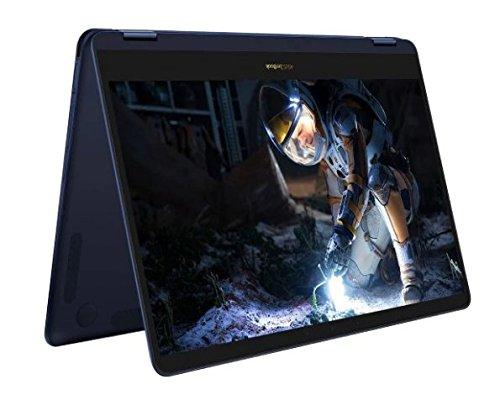 ASUS ZenBook Flip S UX370UA-XB74T-BL 2 in 1 PC • 13.3-inch Full HD touchscreen • Intel Core i7-7500U • 16GB memory/512GB SSD • Windows 10 Pro