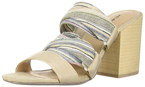 KELSI DAGGER BROOKLYN Women's Monaco Heeled Sandal, Bone, 6.5 M US ()