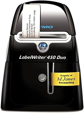 DYMO LabelWriter 450 Duo - Impresora de Etiquetas (Térmica Directa ...