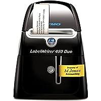 DYMO LabelWriter 450 Duo - Impresora de Etiquetas