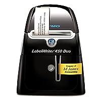 Dymo LabelWriter 450 Duo Imprimante d'étiquettes