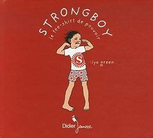 """Afficher """"STRONGBOY- le tee-shirt de pouvoir"""""""