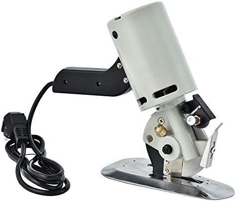 Elektrische Tuch Schneidemaschine Rollschneider Comfort 70 mm Comfort-Griff