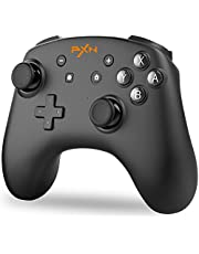 EALNK Wireless Pro Controller for Nintendo Switch Support NFC and Turbo Speed Change Compatible with Gamepad Supports 6-Axis Motion Controls