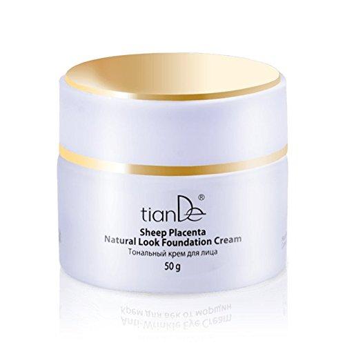 Crema de la Cara, TianDe 10305, 50g, Color de la Cara Perfecta!