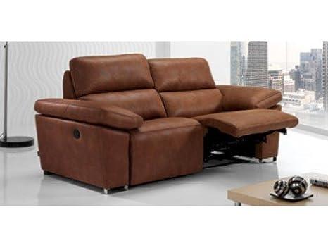 Tued - Sofá Chaise-Lounge Tino: Amazon.es: Hogar
