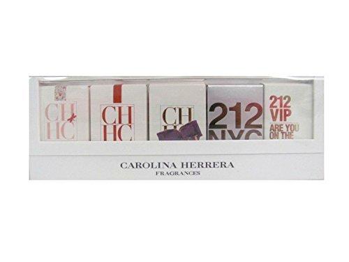 - Carolina Herrera 5 Piece Set for Women