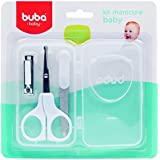 Kit Manicure Baby, Buba, Branco