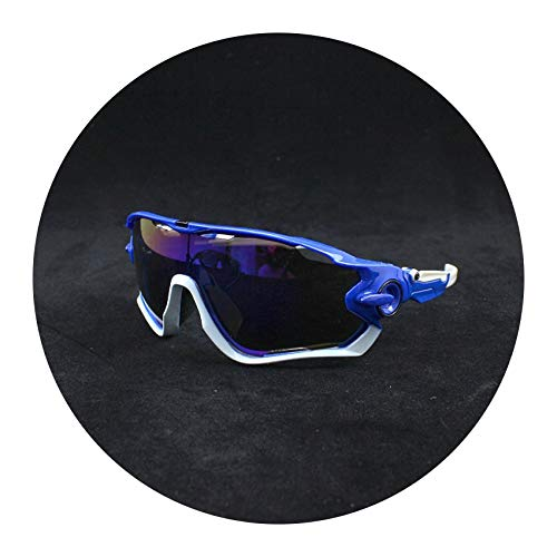 12 Color Cycling Sunglasses 2019 Men/Women Sport Road Bike Glasses Running Riding Goggles,Color ()
