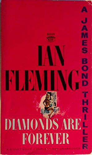 IAN FLEMING'S , DIAMONDS ARE FOREVER : JAMES BOND 007 [Paperback]