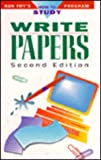Write Papers, Fry, Ron, 1564140814