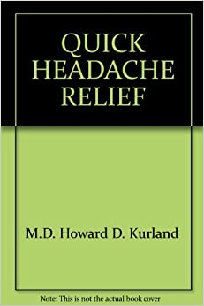 {* ZIP *} Quick Headache Relief. smoothly American focus around shipping quoted nerwy