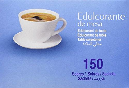Gourmet - Edulcorante de mesa - 150 sobres - [Pack de 3]: Amazon.es: Alimentación y bebidas