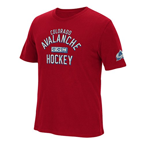 Reebok Colorado Avalanche T-shirt - Colorado Avalanche CCM