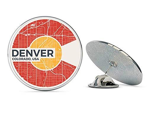 NYC Jewelers Denver Colorado C Metal 0.75