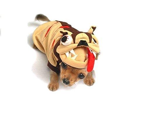 Dog the Ripper Costume Dress Your Dog Like London's Notorious Criminal Jack(Size (Criminal Dog Costume)