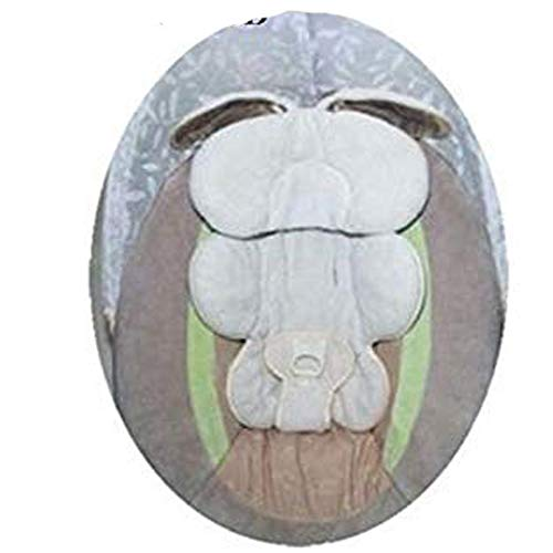 Fisher Price Cradle n Swing Replacement Pad (CCF38 Snugabunny Cradle Pad)