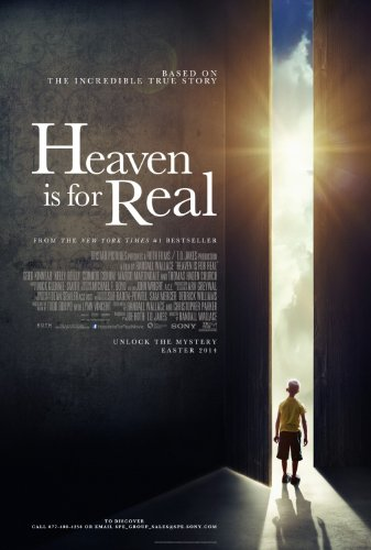 HEAVEN IS FOR REAL - Movie Poster - Flyer - 11 x (Heaven Movie Poster)