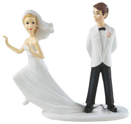Wilton Figurine, Runaway Bride