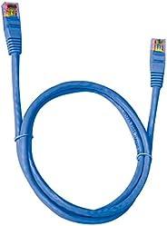 Cabo de Rede Plus Cable Cat.5E 10M Azul Patch Cord - PC-ETHU100BL, 441050210010