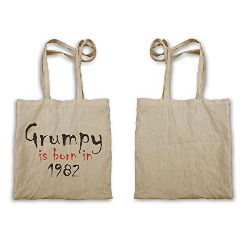 Grumpy wird 1982 geboren Tragetasche c239r