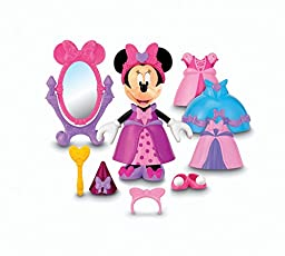 Fisher-Price Disney\'s Princess Bowtique Minnie Mouse