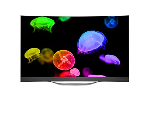 LG Electronics 77EG9700 77-inch 4K Ultra HD 3D Curved Smart OLED TV (2015 Model)