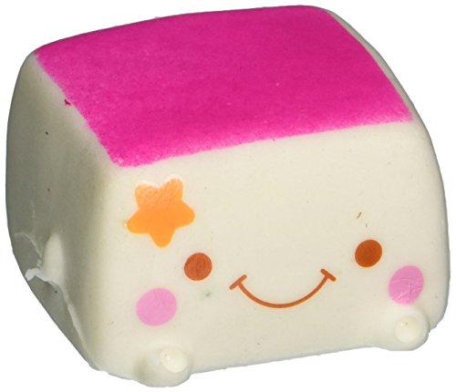 Soft Slow Rising Squishy Chinese Tofu Adorable Expression Smile Face Fun Toy Desertcart