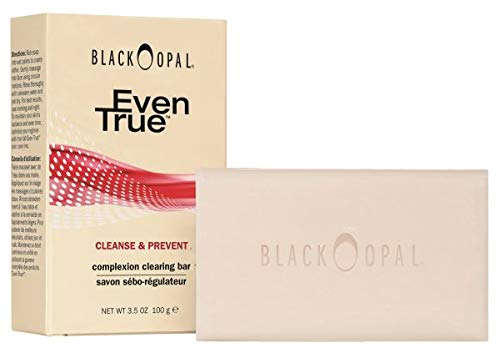 Black Opal Complexion Clearing Bar, Cleanse & Prevent 3.5 oz (100 g)