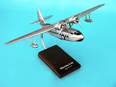 Mastercraft Collection S-43 Pan American Scale: 1/72