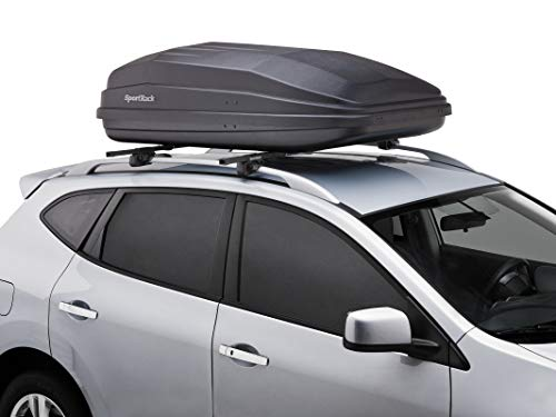 4. SportRack Vista XL Rear Opening Cargo Box