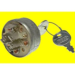 DB Electrical SSW2843 New Key Switch for John Deer