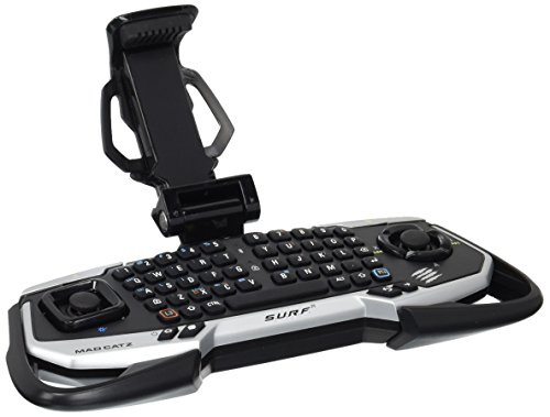 Catz Pad Xbox 360 Mad Control - Mad Catz S.U.R.F.R Wireless Media and Game Controller - Designed for Samsung - Android