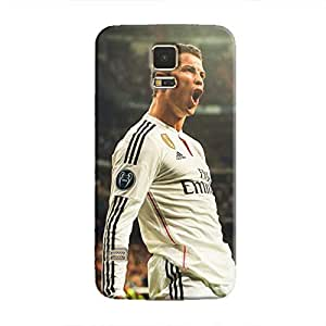 Cover It Up - Cristiano Ronaldo Yeah! Galaxy S5 Hard Case
