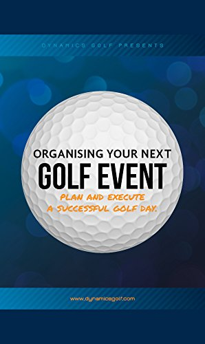 Amazon com: Organising Your Next Golf Event: Plan and