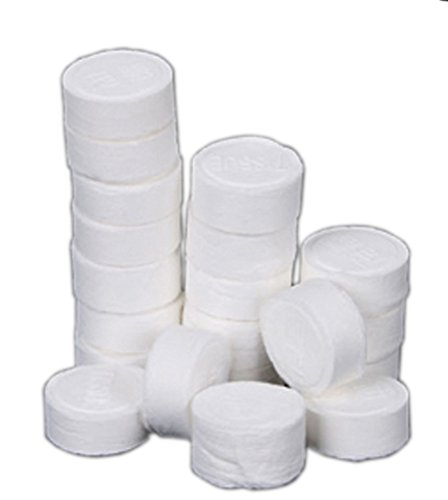 85pcs Compressed Wet Tissue, Magic Coin Type Tissue,wet Wipes, Outdoor ()