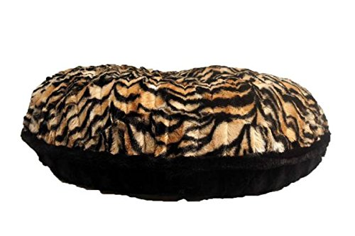 Bagel Metro Mink Dog Bed Size: Small - 30