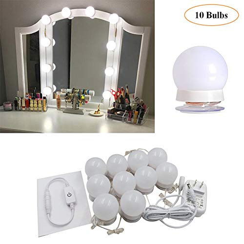 Hollywood Style Led Vanity Makeup Mirror Lights Kit With