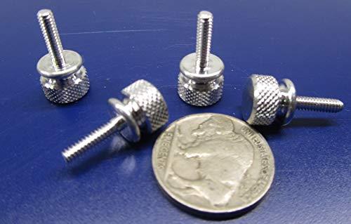 Thread Size 1//4-20 Thread Size 1//4-20 FastenerParts Alloy Steel Knurl Grip Set Screw