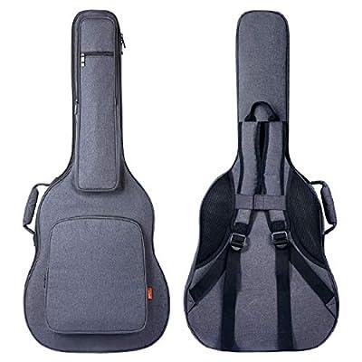 CAHAYA Waterprooof 41 42 Inch Acoustic Guitar Gig Bag...