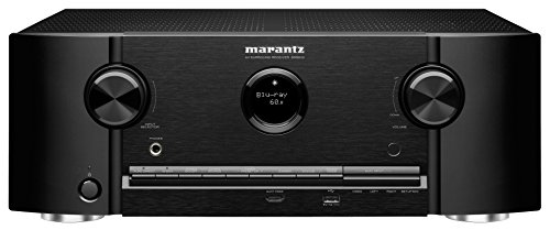 Marantz SR5010/N1B AV-Receiver (Bluetooth, WiFi, HDMI) schwarz