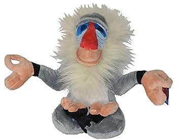 Auténtico Rare Disney, El Rey León Rafiki suave felpa muñeca de juguete - estilo-