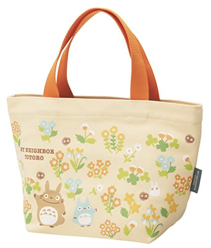 Japan Lunch - Totoro Canvas Mini Tote Hand Bag Lunch Bag