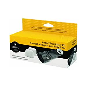 Keurig Water Filter Replacement Starter Kit