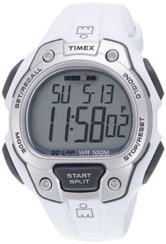 Timex Iron Man Light Digital Grey Dial Men's Watch - T5K690