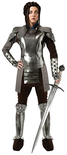 Snow White Armour Womens Costumes (Snow White Armor Costume - Standard - Dress Size 6-12)