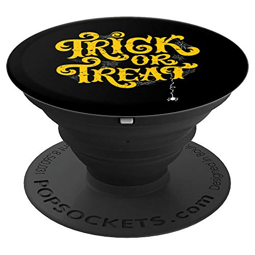 Trick or Treat Halloween - PopSockets Grip and