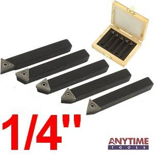 (Anytime Tools 5 Piece 1/4