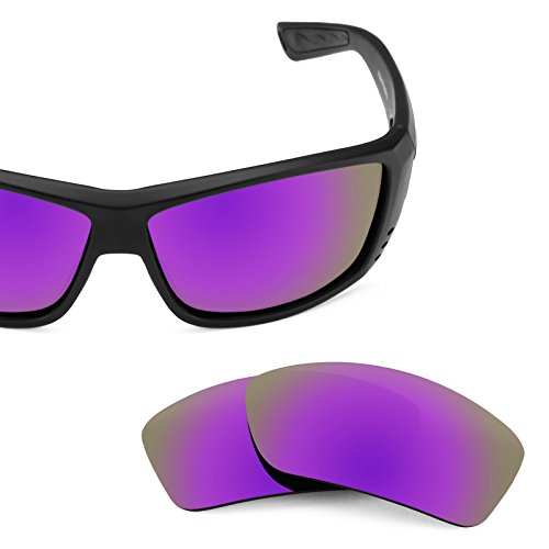 Opciones de Costa repuesto Plasma múltiples Lentes Revant — Polarizados Púrpura Cat para Mirrorshield Cay TZI8q